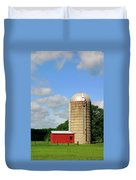 Country Silo Duvet Cover