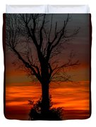 Country Sunsets Duvet Cover