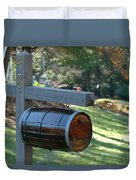 Countryside Mailbox #10 Duvet Cover