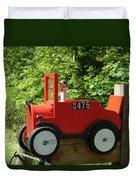 Countryside Mailbox #12 Duvet Cover