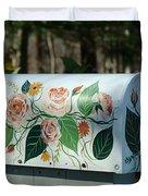Countryside Mailbox #14 Duvet Cover