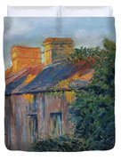 County Clare Late Afternoon Duvet Cover