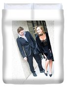 Couple 25 Duvet Cover