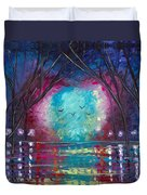 Courage To Dream Duvet Cover