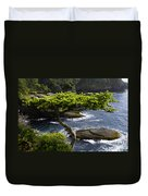 Courageous Tree  Duvet Cover