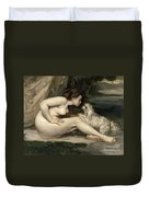 Courbet Nude Duvet Cover