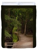 Cove Path Duvet Cover