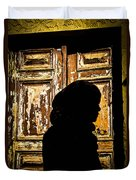 Covered Silhouette Duvet Cover by Joshua Van Lare