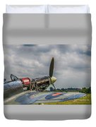 Covers Off Hawker Hurricane Duvet Cover