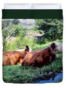 Cow 6 Duvet Cover