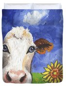 Cow Fantasy One Duvet Cover