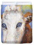 Cow Fantasy Three Duvet Cover