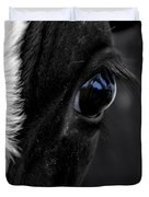 Cow Hey You Looking At Me Duvet Cover