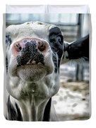Cow Kiss Me Duvet Cover