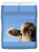 Cow Duvet Cover