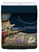 Cowboys And Indians  Duvet Cover