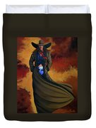 Cowgirl Dust Duvet Cover