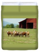 Cows8918 Duvet Cover