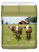 Cows8931 Duvet Cover