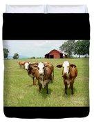 Cows8931 Duvet Cover