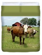 Cows8945 Duvet Cover