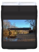 Cox Ford Bridge Duvet Cover