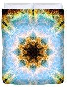 Crab Nebula II Duvet Cover