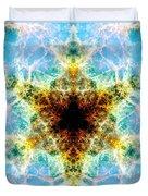 Crab Nebula Vi Duvet Cover