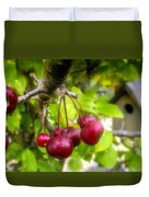 Crabapple Hill Duvet Cover