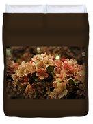 Crabapple In Bloom Duvet Cover
