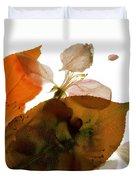 Crabapple Rose I Duvet Cover