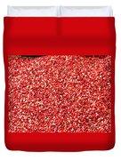 Cranberry Harvest 3 Duvet Cover
