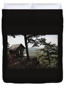 Cranny Crow Overlook At Lost River State Park Duvet Cover