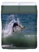 Wave Crashing Duvet Cover