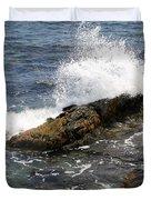 Crashing Waves - Rhode Island Duvet Cover