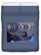 Crater Lake 2 Duvet Cover