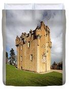 Crathes Castle Duvet Cover