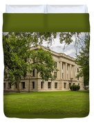Crawford County Courthouse Duvet Cover