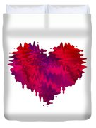 Crazy Love 1 Duvet Cover