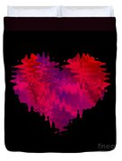 Crazy Love 2 Duvet Cover