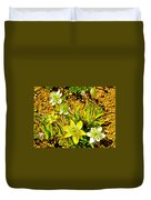 Cream Cups In Antelope Valley California Poppy Reserve-california  Duvet Cover