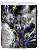 Creative Flow Duvet Cover