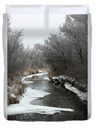 Creek Mood Duvet Cover