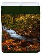 Creekside Colors Duvet Cover