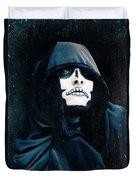 Creepy Skeleton Duvet Cover