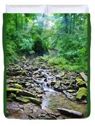 Cresheim Creek Duvet Cover