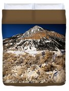 Crested Butte Duvet Cover