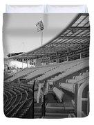 Cricket Pavilion Duvet Cover