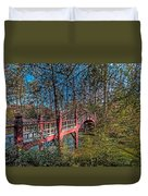 Crim Dell Bridge Spring Duvet Cover
