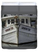 Crimson Tide Headon Duvet Cover
